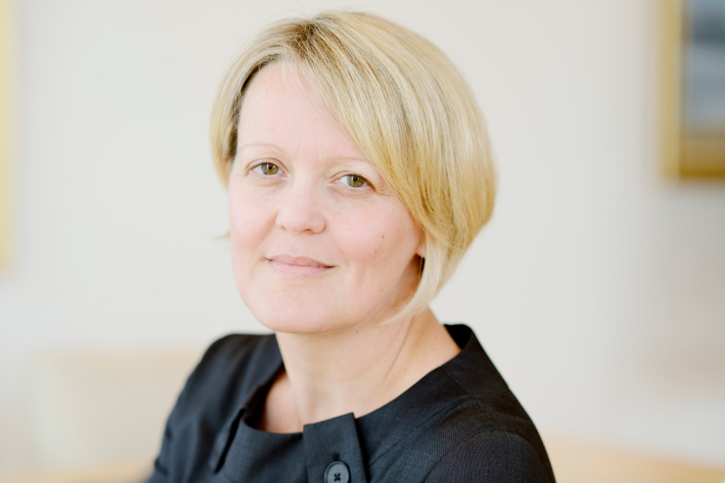 Alison Rose to manage Royal Bank of Scotland