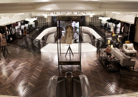 Burberry tops FTSE 100 movers as half year results beat expectations featured picture