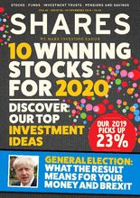 Shares Magazine Cover - 19 Dec 2019