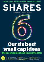 Shares Magazine Cover Image