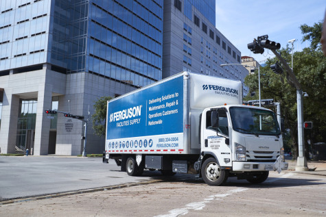Ferguson reinstates dividend after beating expectations featured picture