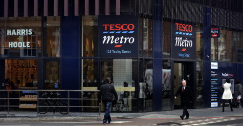 Tesco sales surge but rising costs dent profit featured picture