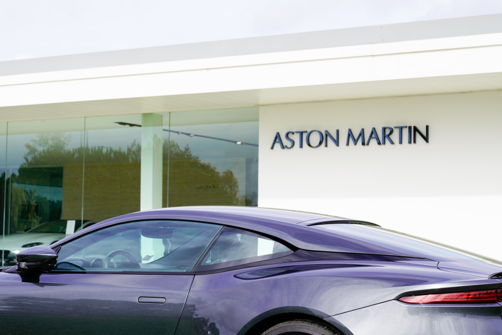 Aston Martin Shares Worth A Fraction Of Ipo Value After Latest Plunge Shares Magazine