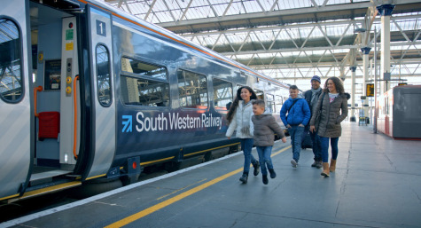 FirstGroup derailed by collapse in passenger numbers featured picture