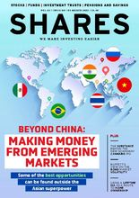Shares Magazine Latest Issue Cover