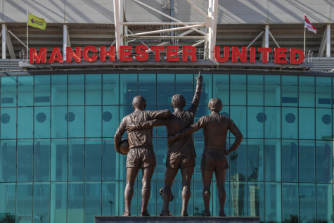 All quiet on the FTSE 100 front but New York-listed Manchester United in focus featured picture