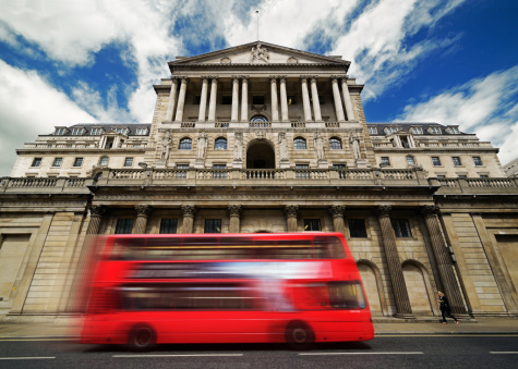 FTSE finishes higher as BoE holds rates, John Laing jumps on KKR bid buzz featured picture