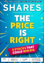 Shares Magazine Cover - 03 Jun 2021