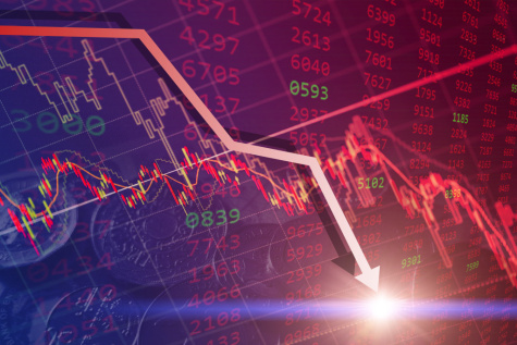 UK stocks regain some poise but remain in the red Tuesday lunchtime featured picture