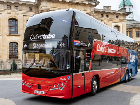 Stagecoach shares jump 22% on National Express bid interest featured picture